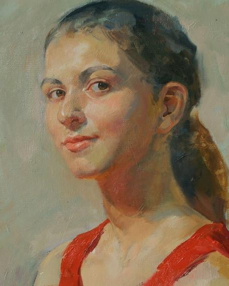 Анна Баженова - Аля - 90х61