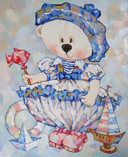 Елена Бутузова \ Elena Butuzova - Морячка Соня \ Sailor