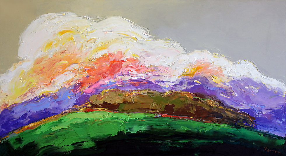 Khattin Valery - Cloud