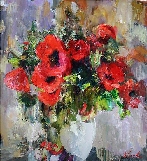 Владимир Ежаков \ Vladimir Ezhakov - Маки \ Poppy flowers