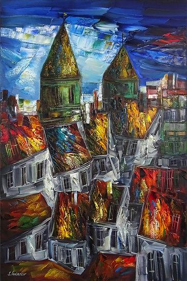Sergey Incatov - Old tower