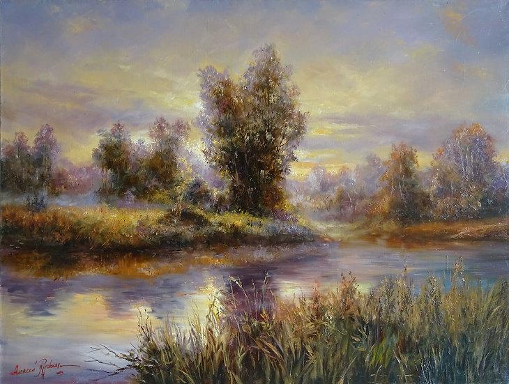 Rychkov Aleksey - Warm evening