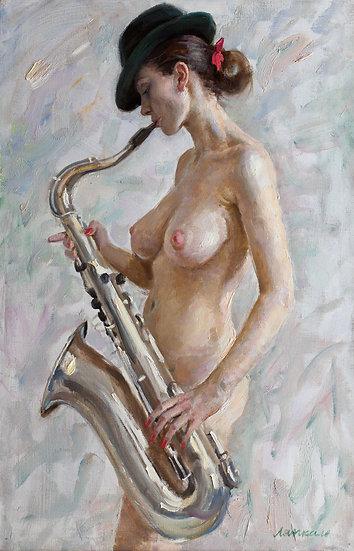 Lyapcalo Victor - Pearl blues