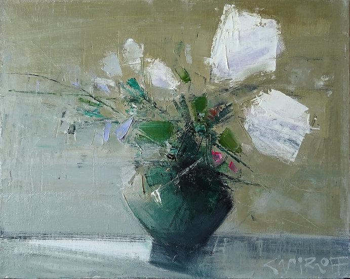 Смирнов Андрей / Andrey  Smirnoff – Цветы \ Flowers - 40x50 sm