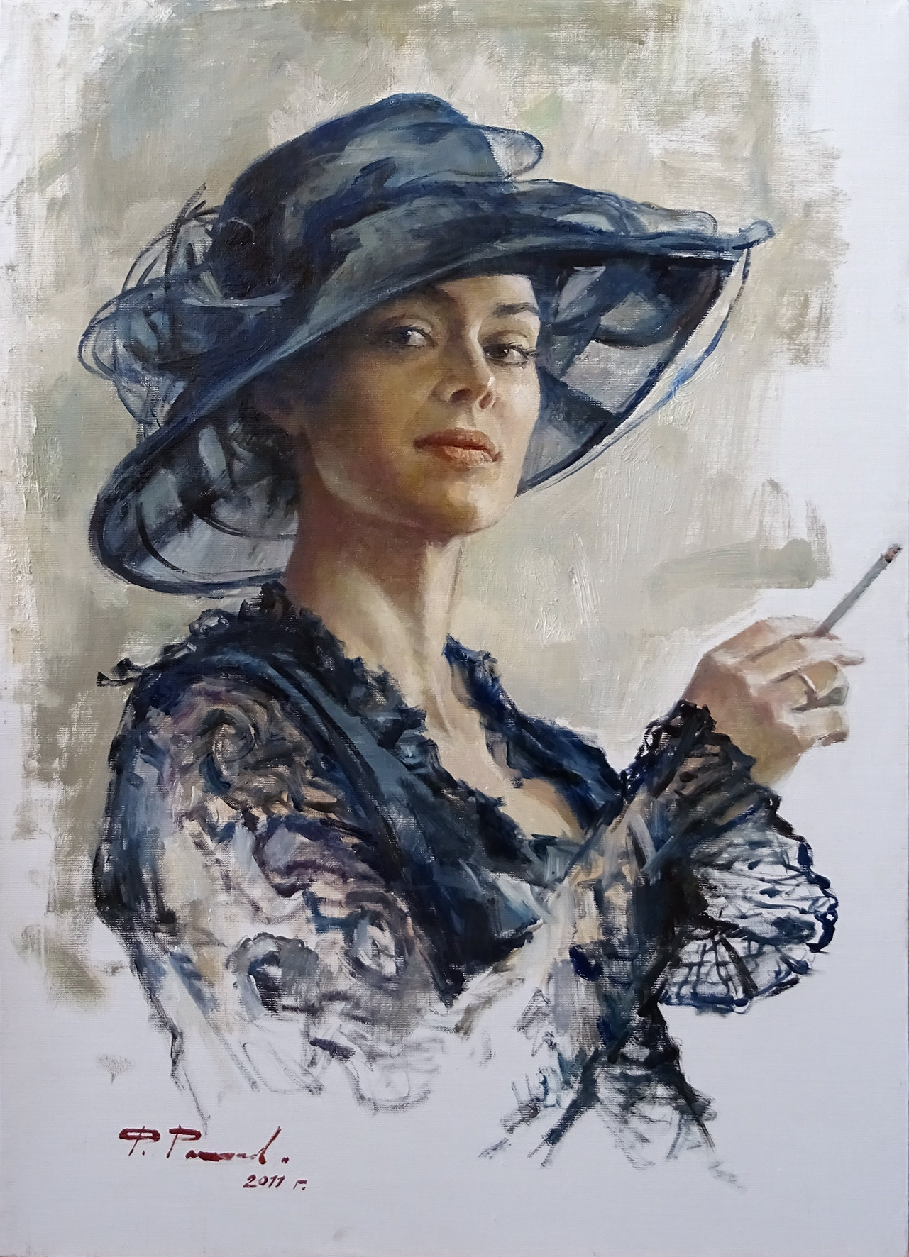 Фархат Рахманов - Портрет Марии