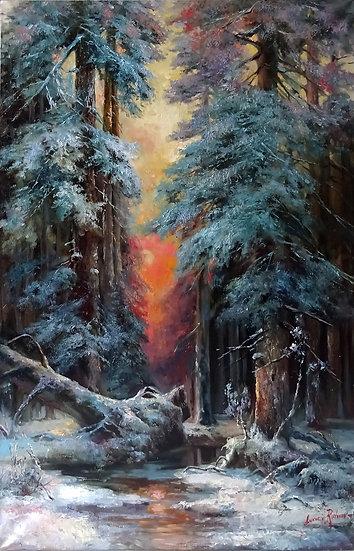 Рычков Алексей  - Сказка зимнего леса \ Winter forest fairy tale