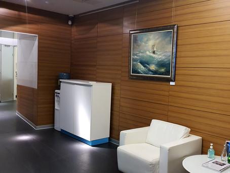 Лето в офисе финансовой группы БКС Ультима Private banking