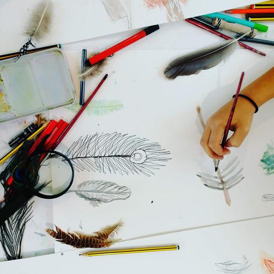 Tactile Drawing