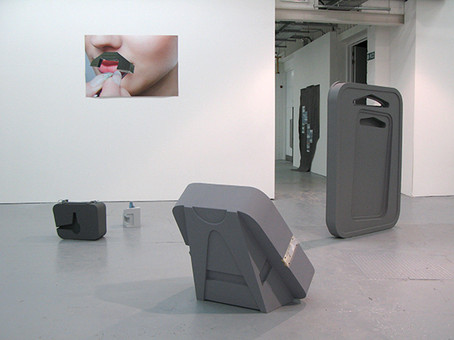 Service Objects (installation view)