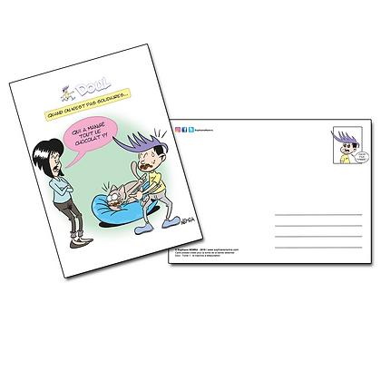 Carte postale DOUL