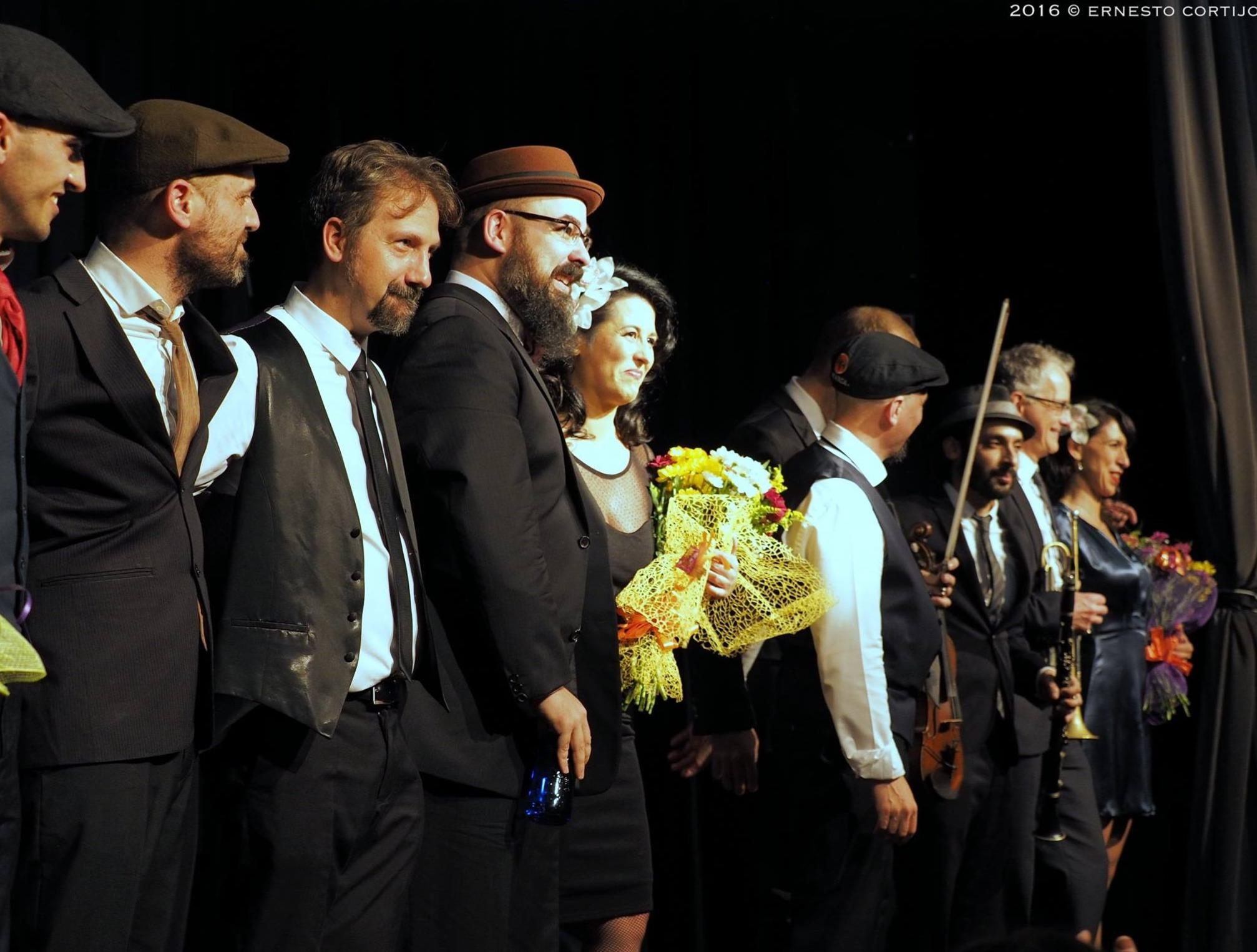 Estreno Festival Jazz 2016 editado