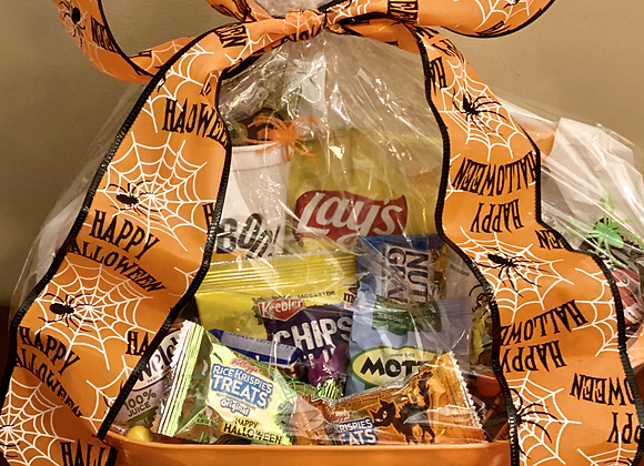 Ronald McDonald House Donation Basket