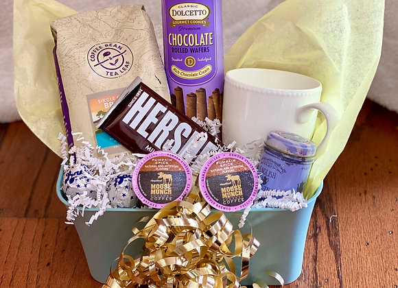 """You Mean a 'Latte' to Me"" Goody Basket"