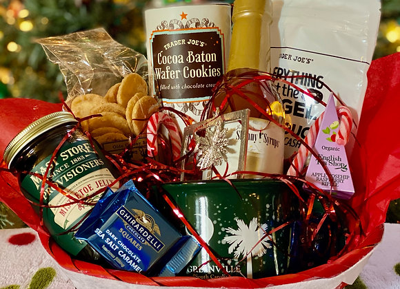 Greenville Holiday Basket