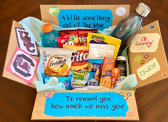 """College Survival"" Goody BOX"