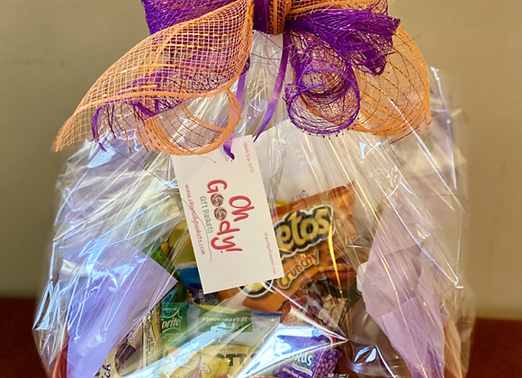 """Snack Attack"" Goody Basket"