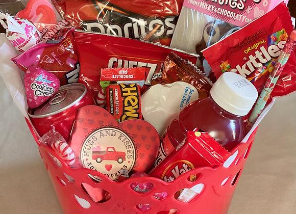 """Be Mine"" Valentine's Day Basket"