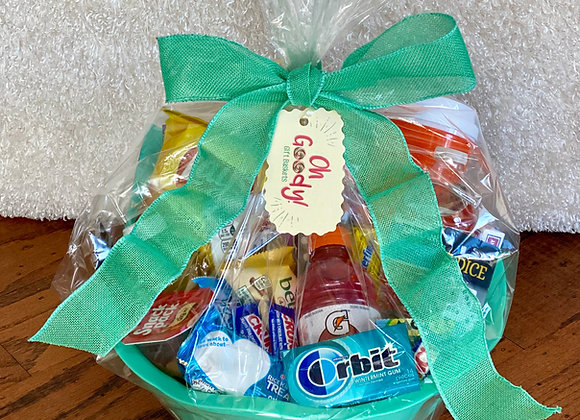 """Semester Survival"" Goody Basket"
