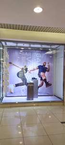 Window Display for Royal Sporting House