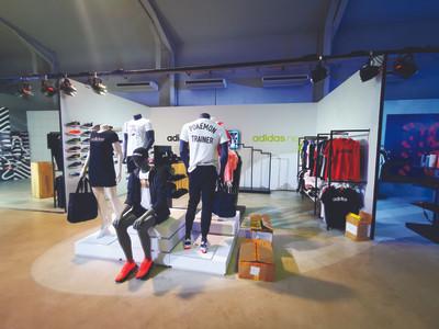 Adidas Brand Day