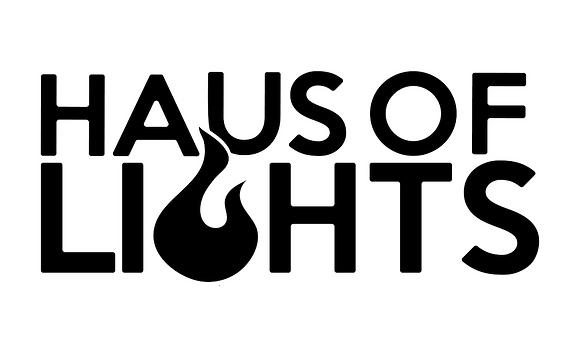 Haus Logo Sticker