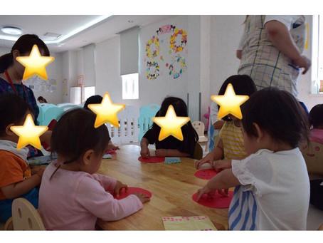🍓制作の様子🍓 福岡県飯塚市 飯塚ママー保育園 待機児童を減らす為に