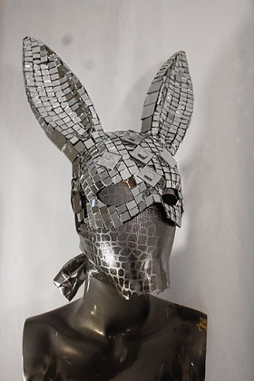 Disco Bunny Mask