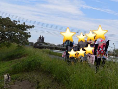 お散歩🎵 飯塚ママー保育園 福岡県飯塚市
