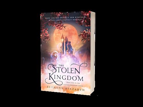 The Stolen Kingdom (The Stolen Kingdom Series, Book 1)