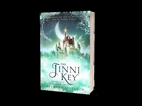 The Jinni Key (The Stolen Kingdom Series, Book 2)