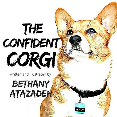 The Confident Corgi - Signed Copy