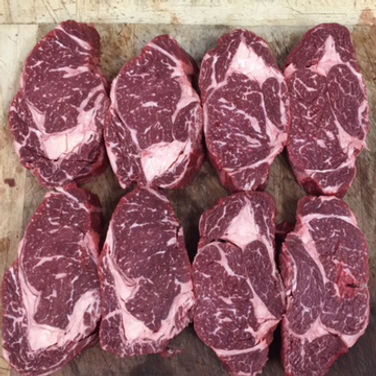 Himalayan Salt Aged British Beef by L.Buckle Butchers
