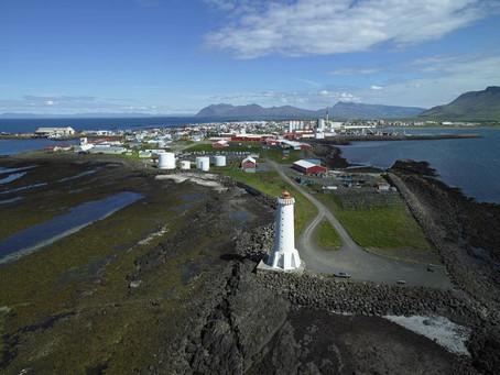Hugmyndasamkeppni um framtíðarskipulag á Breið
