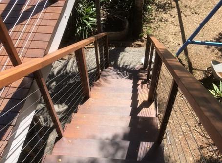 Custom Stairs & Balustrade