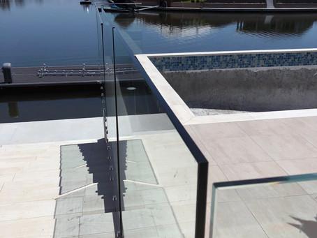 Pool Balustrading | Exclusive Steel Homes