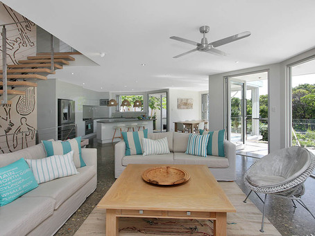 Beachfront living   Exclusive Steel Homes