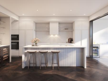 Beautiful Kitchen | Exclusive Steel Homes