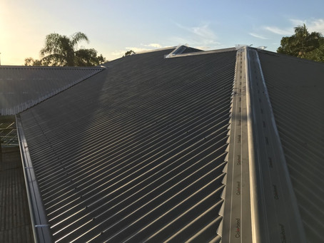 Colorbond Roof | Exclusive Steel Homes