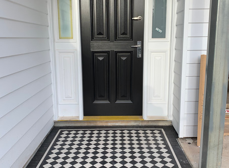 Portico Tiling | Exclusive Steel Homes