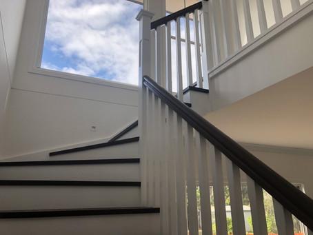 Hampton Stairs | Exclusive Steel Homes