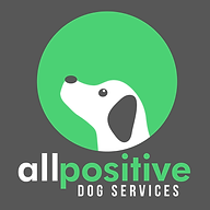 All Positive Dog Services logo