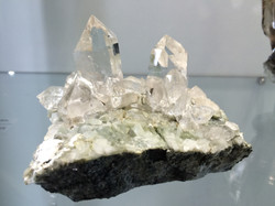 Quartz and Byssolite, Cavrein