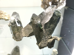 Quartz and Chlorite, Bovine