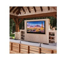 Séura® Shade Series™ Outdoor 4H UHD TV