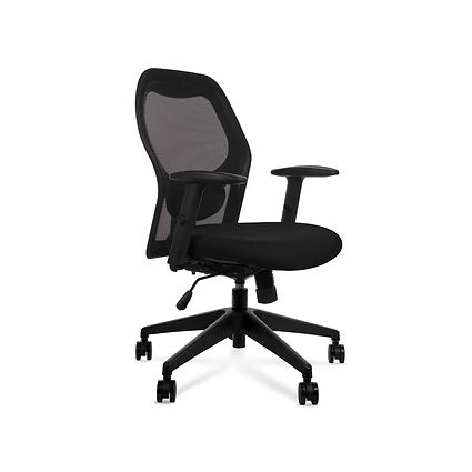 Wipro Furniture Alivio Mid Back Executive Ergonomic Office Chair