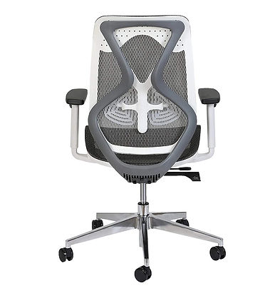 MISURAA Imported Xenon Mid Back chair