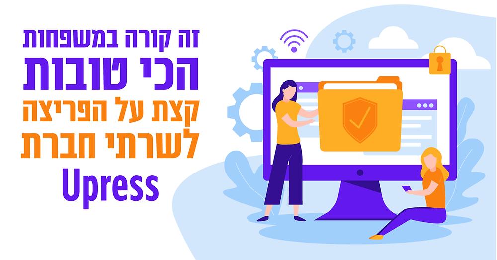 פריצה והורדת אתרים ישראלים