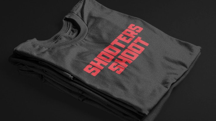 Shooters Shoot (Black/Red)