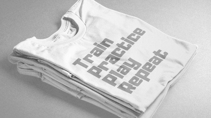 TPP Repeat (White/Grey)