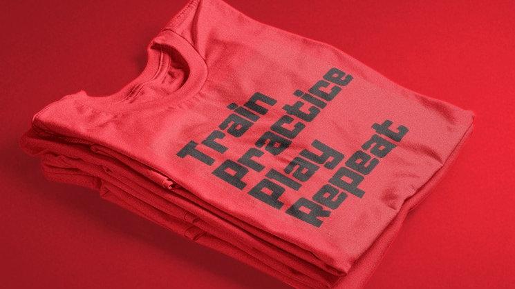 TPP Repeat (Red/Black)
